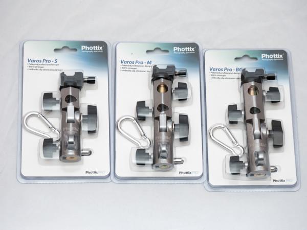 Phottix Varos Pro BG Multi-Function Flash Shoe Umbrella Hol