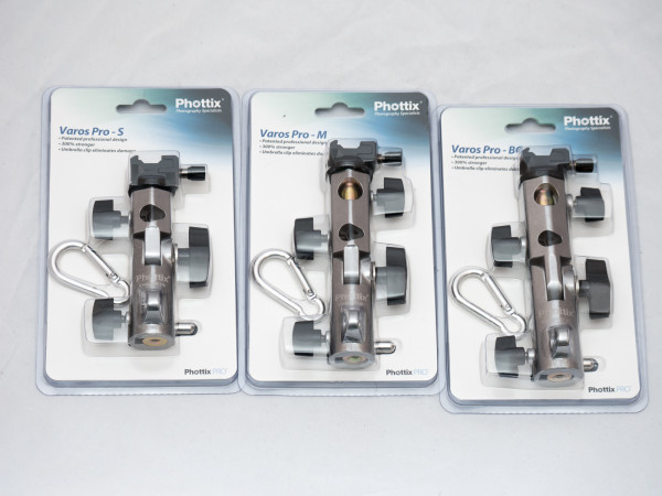 Phottix Varos Pro S Multi-Function Flash Shoe Umbrella Hol