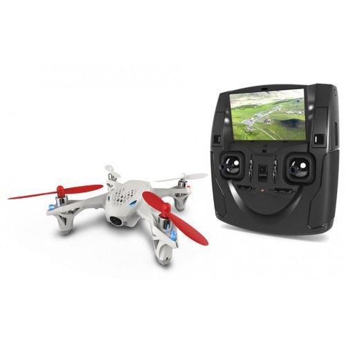 HUBSON H107D + DRONEFPV X4 PLUS