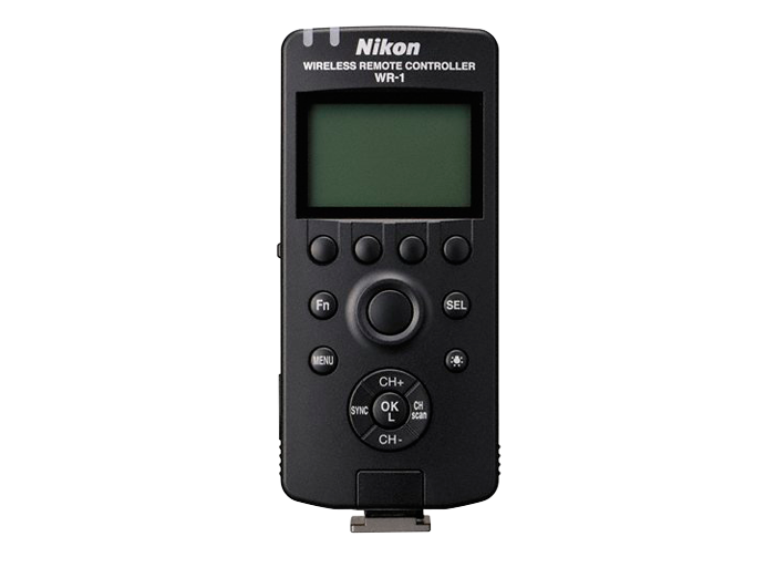 Wireless Remote Controller WR-1