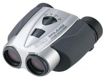Binocolo Nikon aculon 8-20x25 Silver