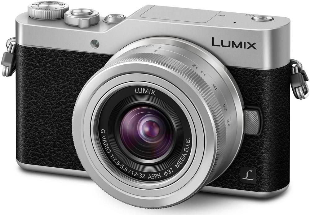 LUMIX GX800 SILVER 12-32