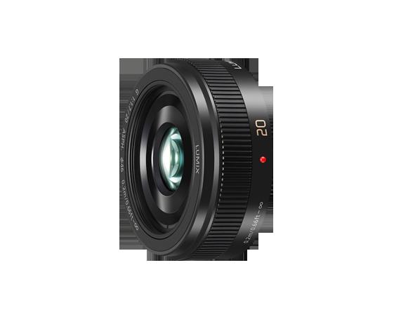 LUMIX G 20mm f/1.7 (ASPH)