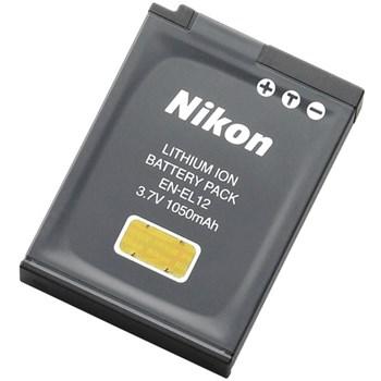 EN-EL12 Batteria per Coolpix S8000/6000/1000pj/70/640