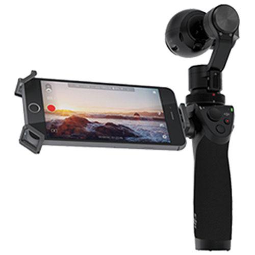 DJI OSMO (Zenmuse X3),Impugnatura stabilizzata con foto/videocamera