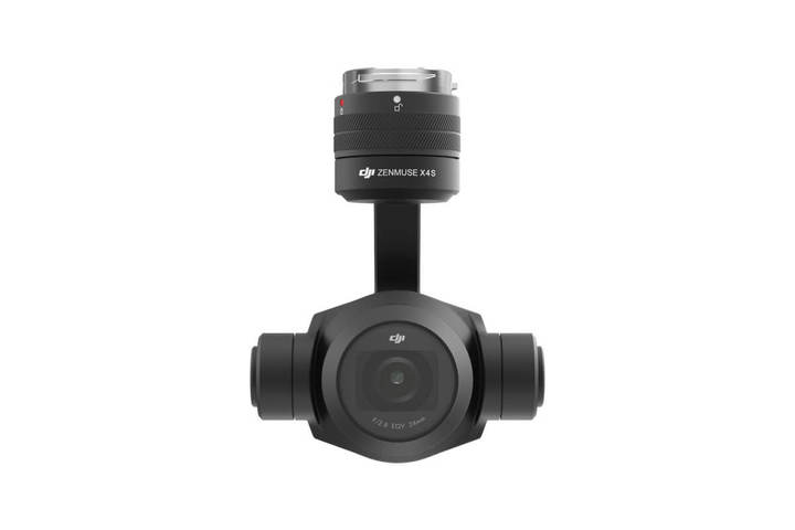 DJI ZENMUSE X4S (20 MP, 4K),Videocamera per droni