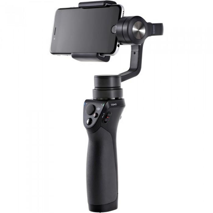 DJI OSMO MOBILE BLACK, Impugnatura stabilizzata per smartphones