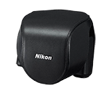 CB-N4000 Black custodia inferiore Nikon 1 V2
