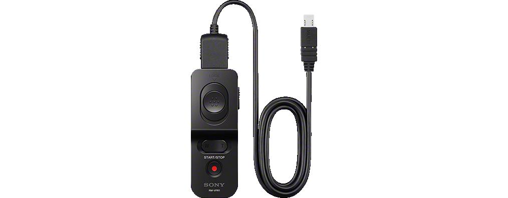 RM-VPR1 Telecomando con cavo multiterminale