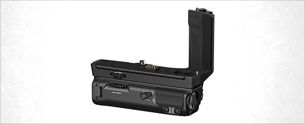 HLD-8 Power Battery Holder for E-M5 Mark II (for one BLN-1) / HLD-8 Power Battery Holder
