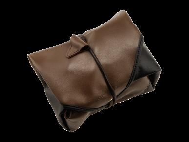 CS-48PR black/brown wrapping cloth - Involucro in pelle per la protezione della fotocamera PEN-F