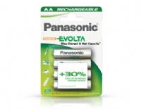 PANASONIC STILO RICARICABILE  EVOLTA BC2050 3+1