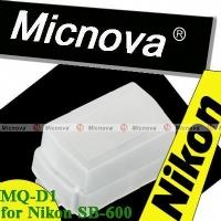 DIFFUSORE FLASH FOR NIKON SB-600/sb-800