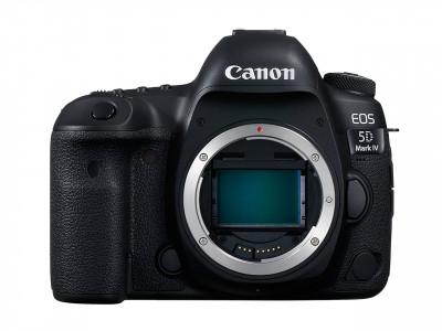 EOS 5D Mark IV Body (4 anni Canon Pass)