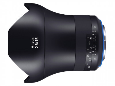 MILVUS 15mm f/2.8 FOR CANON