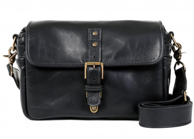 BOWERY BAG BLACK LEATHER