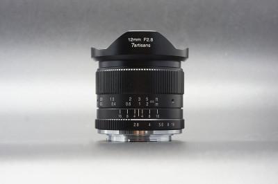 7ARTISANS 12mm f/2.8 x Fuji