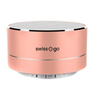 SWISS-GO BT-001 CLIO SPEAKER BLUETOOTH PINK