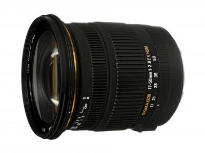 17-50mm f/2.8 EX DC OS HSM NIKON