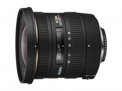 10-20mm f/3.5 EX DC HSM CANON