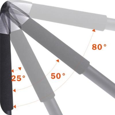 Vanguard alta+254ct fibra di carbonio