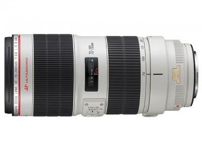 EF 70-200mm f/2.8 L IS II USM