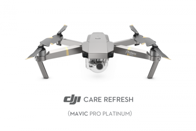 DJI Care Refresh Mavic Pro Plat Code