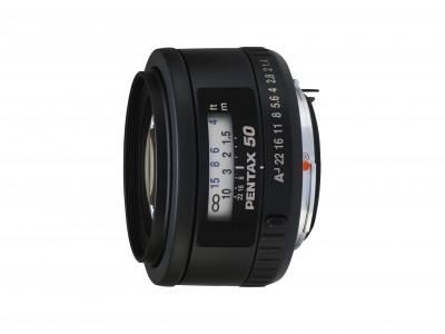 50mm f/1.4 smcFA