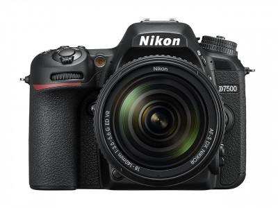 D7500 + AF-S 18-140 F3.5-5.6G ED VR + SD 8GB Lexar