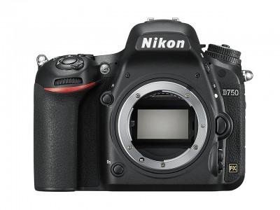D750 solo corpo + Lexar SD Pro 633x 16GB