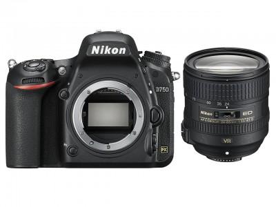 D750 + 24-85 VR + Lexar SD Pro 633x 16GB
