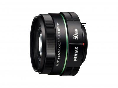 50mm f/1.8 smc-DA
