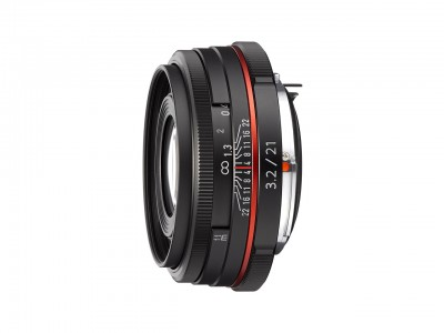 HD DA 21mm f/3.2 AL BLK - Limited Edition