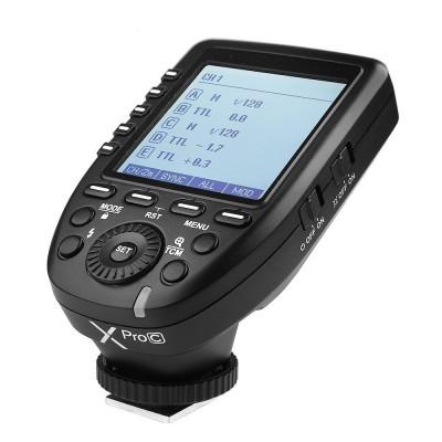 GODOX XPRO-C - TRASMETTITORE RADIO (2,4 GHZ) PER FLASH CANON EOS