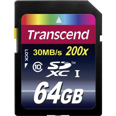64GB SDXC CL 10